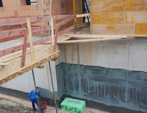 Bauwerksabdichtung Neckarsteinach 450qm Multi Baudicht